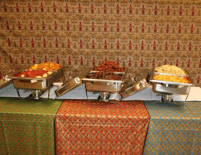 Catering Samenstellen - Iboenda